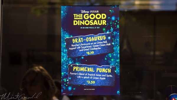 Disneyland Resort, Disneyland60, Christmas, Time, Disney California Adventure, Hollywood Land, Award, Wieners, Good, Dinosaur