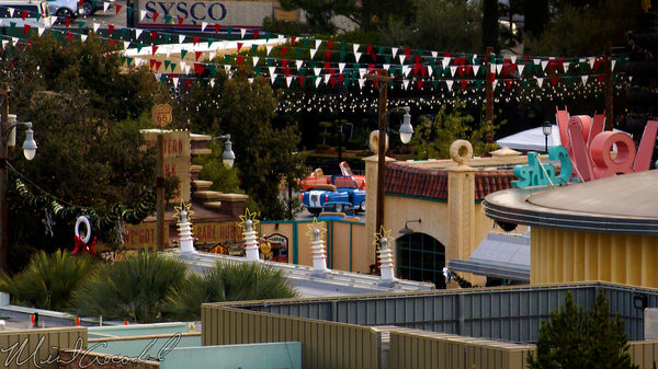 Disneyland Resort, Disneyland60, Christmas, Time, Disney California Adventure, Cars Land, Paradise, Pier, Mickey, Fun, Wheel, Luigi, Flying, Tires, Rollickin, Roadsters