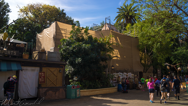 Disneyland Resort, Disneyland, Adventureland, Jungle, Cruise, Refurbishment, Refurbish, Refurb