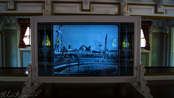 Disneyland Resort, Disneyland, Frontierland, Mark, Twain, Opening, Day, Broadcast, Television, tv