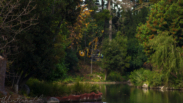 Disneyland Resort, Disneyland60, Disneyland, Frontierland, Refurbishment, Refurbish, Refurb, Star, Wars, River, Rivers, America