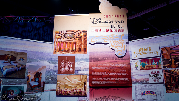 Disneyland Resort, Disneyland60, Disneyland, Disney California Adventure, D23, Expo, 2015, Shanghai Disneyland, Shanghai, China