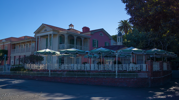Disneyland Resort, Disneyland60, Disneyland, Frontierland, River, Belle, Terrace, Table, Service, Lunch, Dinner