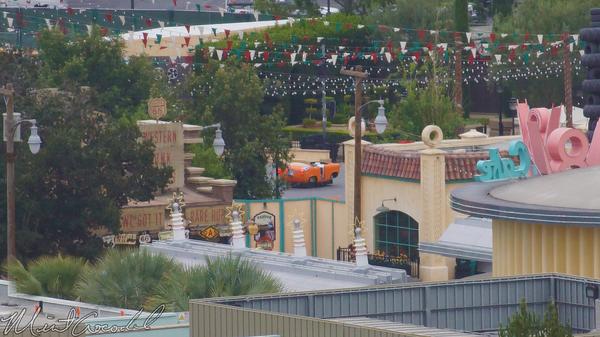 Disneyland Resort, Disneyland60, Disneyland, Disney California Adventure, Paradise, Pier, Mickey, Fun, Wheel, Cars Land, Luigi, Flying, Tires, Rollickin, Roadsters, Refurbishment, Refurbish, Refurb