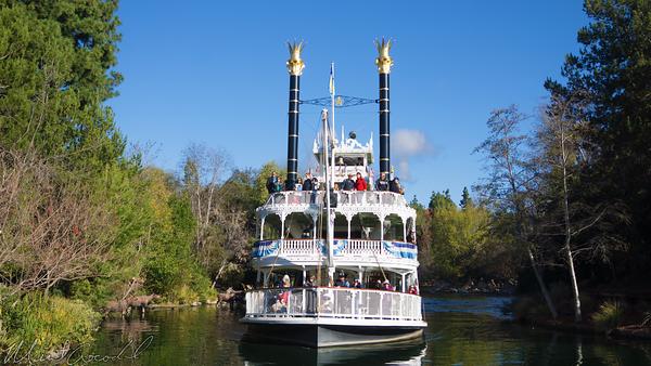 Disneyland Resort, Disneyland60, Christmas, Time, Disneyland, Frontierland, Tom, Sawyer, Island, Pirate, Lair