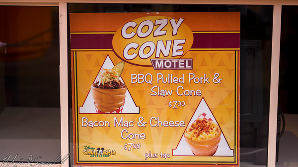 Disneyland Resort, Disney California Adventure, Cars Land,Cozy, Cone, Motel