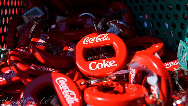 Disneyland Resort, Disneyland60, Disney California Adventure, Grizzly, Peak, Airfield, Humphry, Store, Coca-Cola, Coke, Product, Merchandise